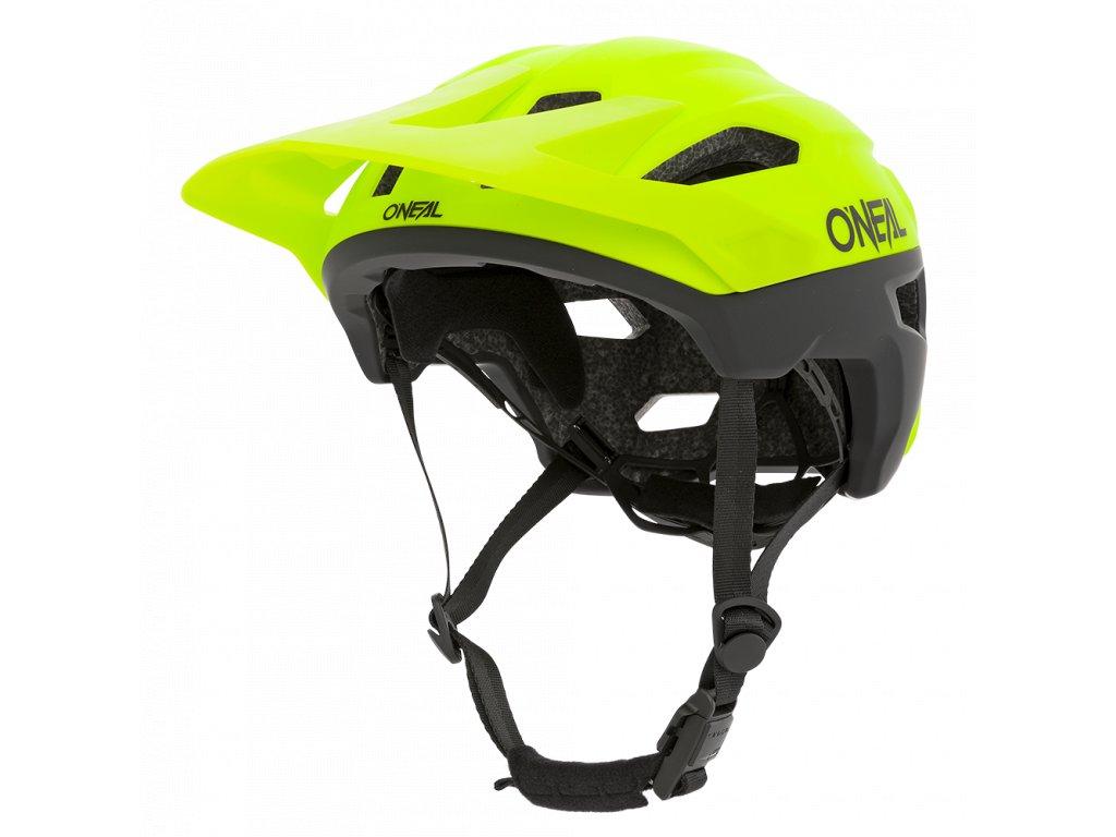 Přilba O´Neal Trailfinder SPLIT žlutá