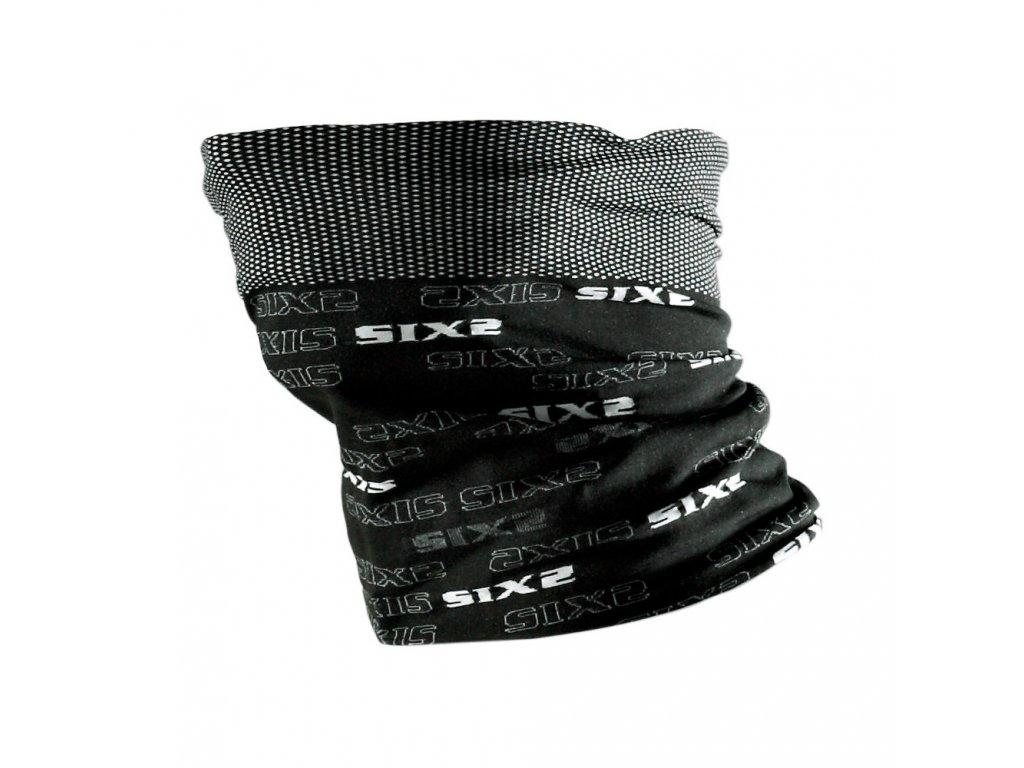 SIXS TBX funkční nákrčník černá