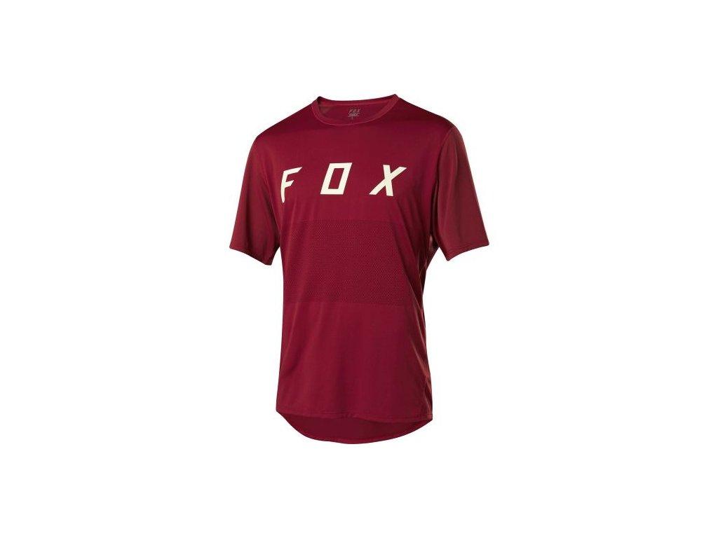 194905 Dres Fox Ranger S S Fox Jersey Chili main