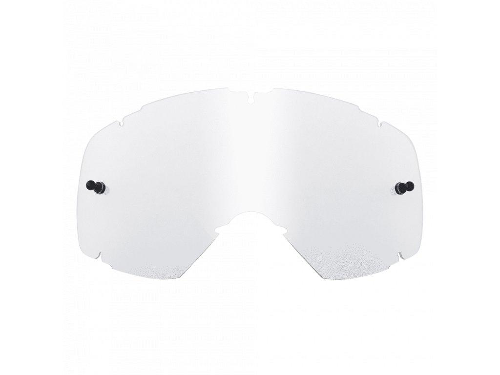 Náhradní sklo pro dětské brýle O´Neal B-30 čiré