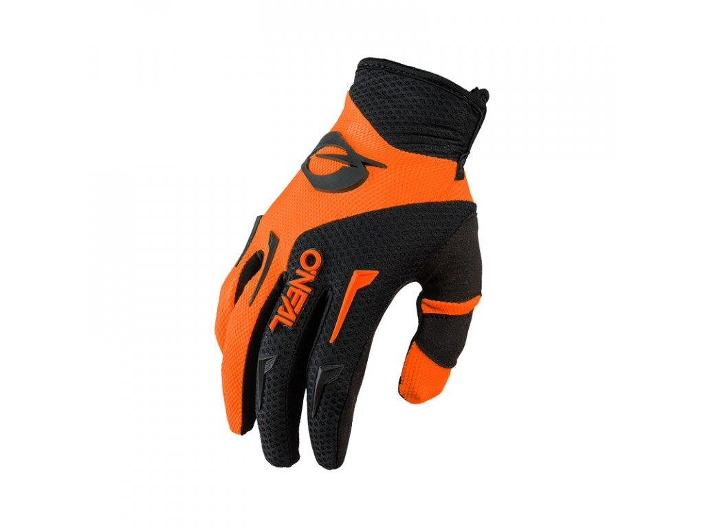 Dětské rukavice O´Neal ELEMENT oranžová