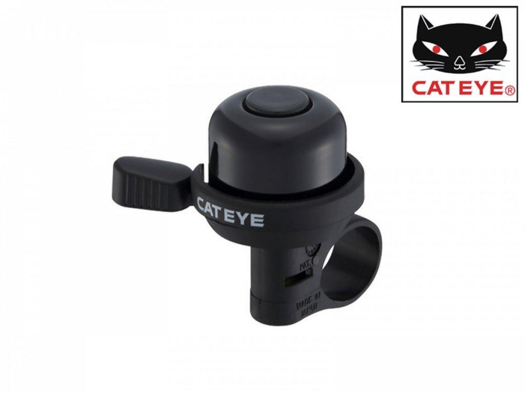 CATEYE Zvonek CAT PB-1000  (černá)