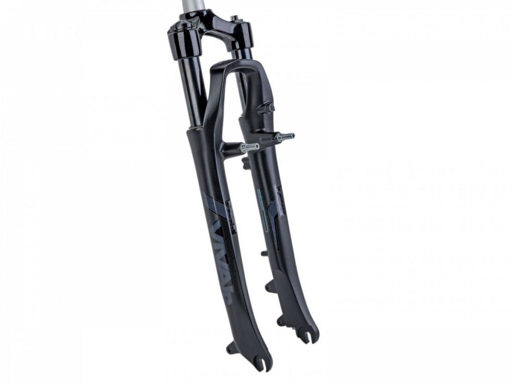RST Vidlice RST Vivair TnL 21/28,6 60mm (černá-matná)