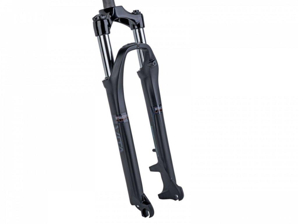 RST Vidlice RST Vita TnL 21/28,6 DISK 80mm (černá-matná)