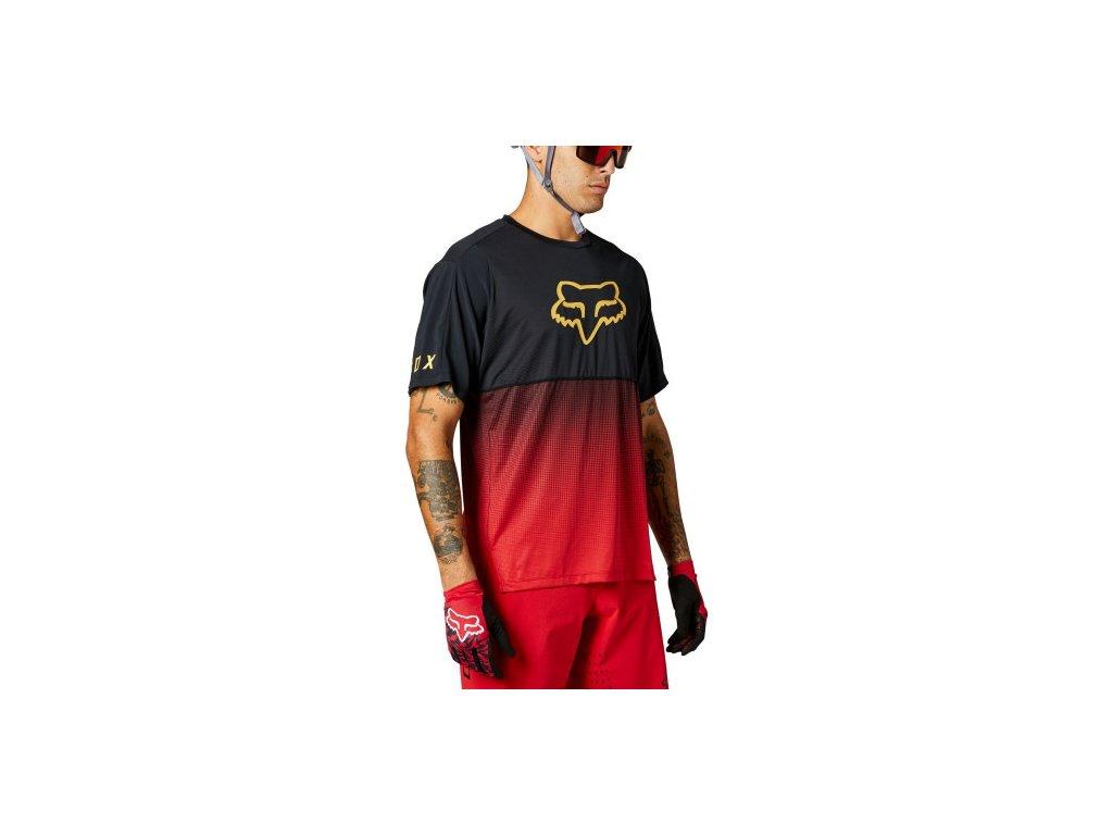 65195 fox flexair ss jersey