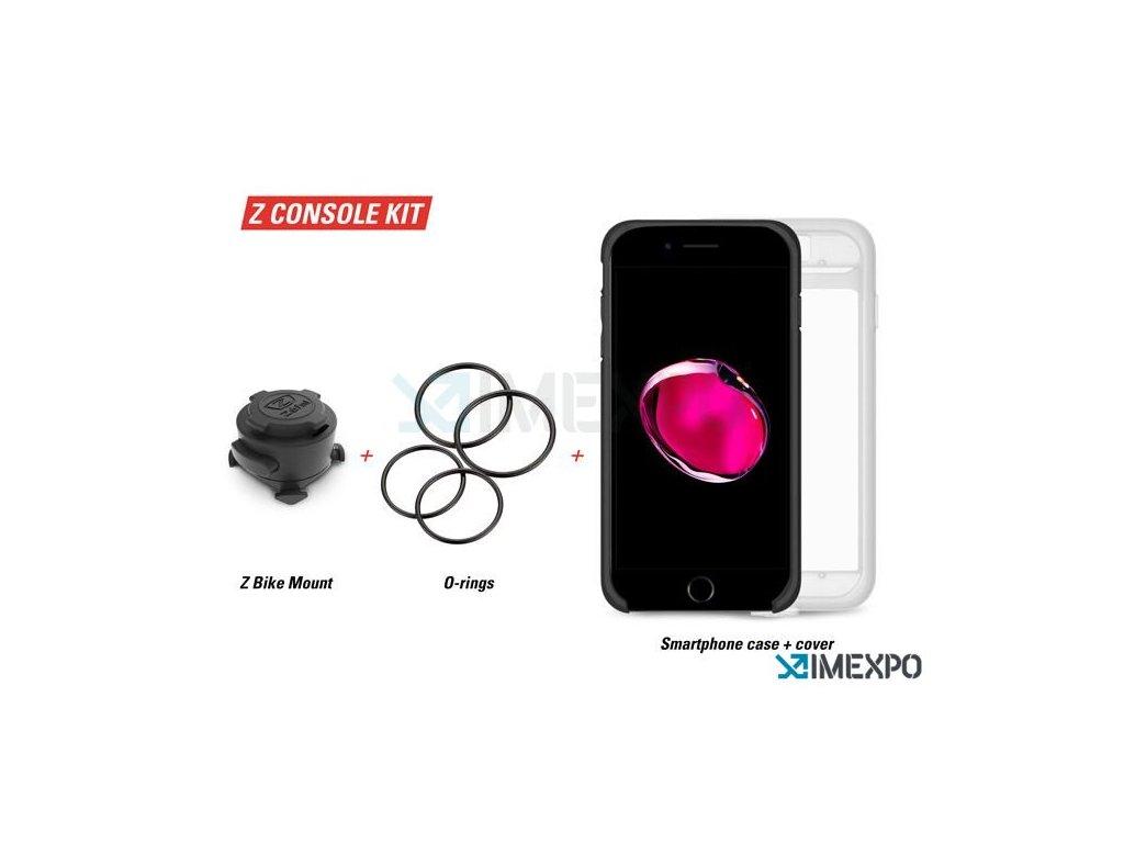 Zefal držák smartphonu Z-console iPhone X  sada