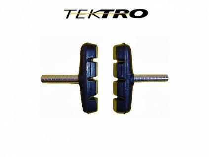 TEKTRO Botky čep TK-933.11  (černá)