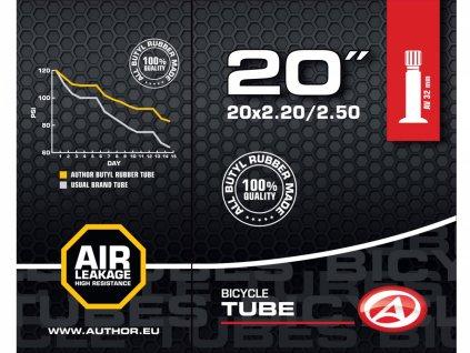"AUTHOR Duše AT-CMP-20"" Wide AV32 20x2.20/2.50 (černá)"