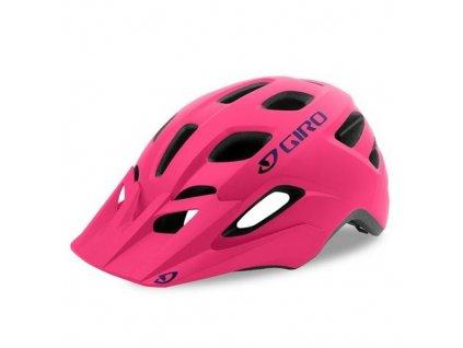 194390 Juniorska prilba Giro Tremor matte bright pink main
