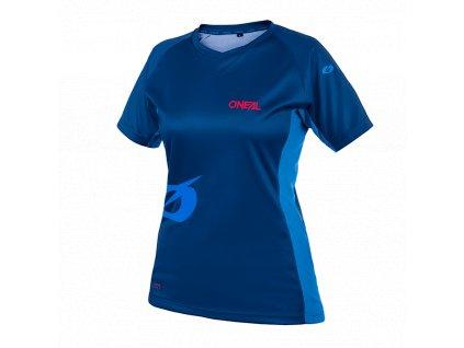 Dámský dres O´Neal SOUL modrá