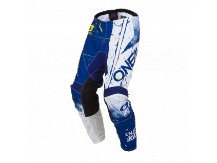 Dětské kalhoty O´Neal Element SHRED modrá 2