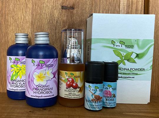 100% přírody v produktech Biopark Cosmetics