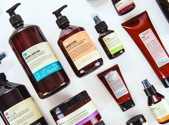 Novinka Insight přírodní profesionální kosmetika