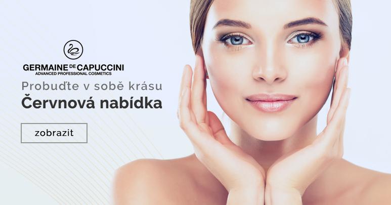 Akční nabídka kosmetiky Germaine de Capuccini - Oficiální distribuce a odborné poradenství