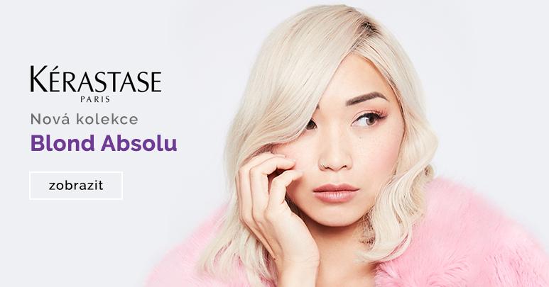 Nová řada Kérastase Blond Absolu
