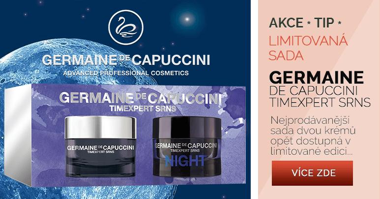 Nejoblíbenější sada produktů Germaine de Capuccini opět dostupná v limitované edici.