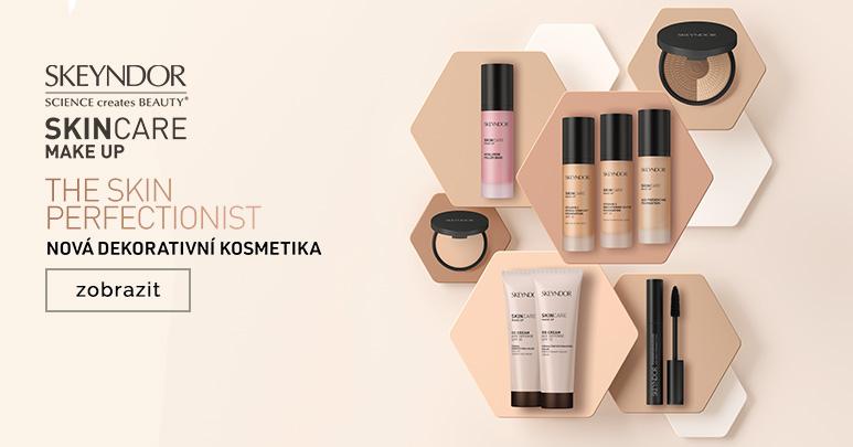 Nová řada dekorativní kosmetiky Skeyndor Skincare Makeup