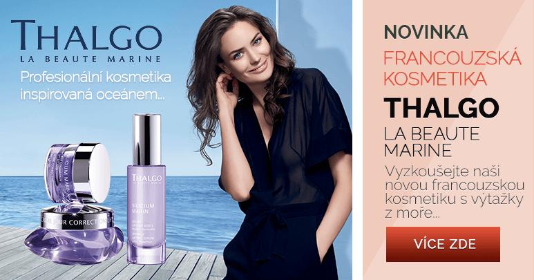 Thalgo - Francouzská kosmetika inspirovaná oceánem!