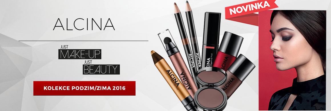 Alcina Just Make-up, Just Beauty - trendová kolekce podzim/zima 2016