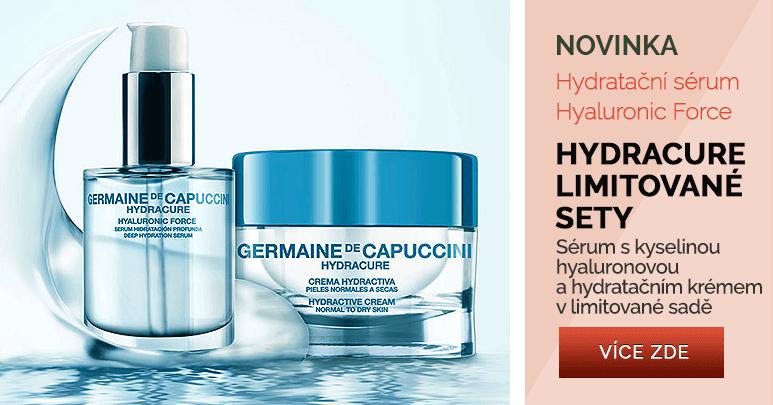 Germaine de Capuccini Hydracure - Nové limitované sady v nabídce