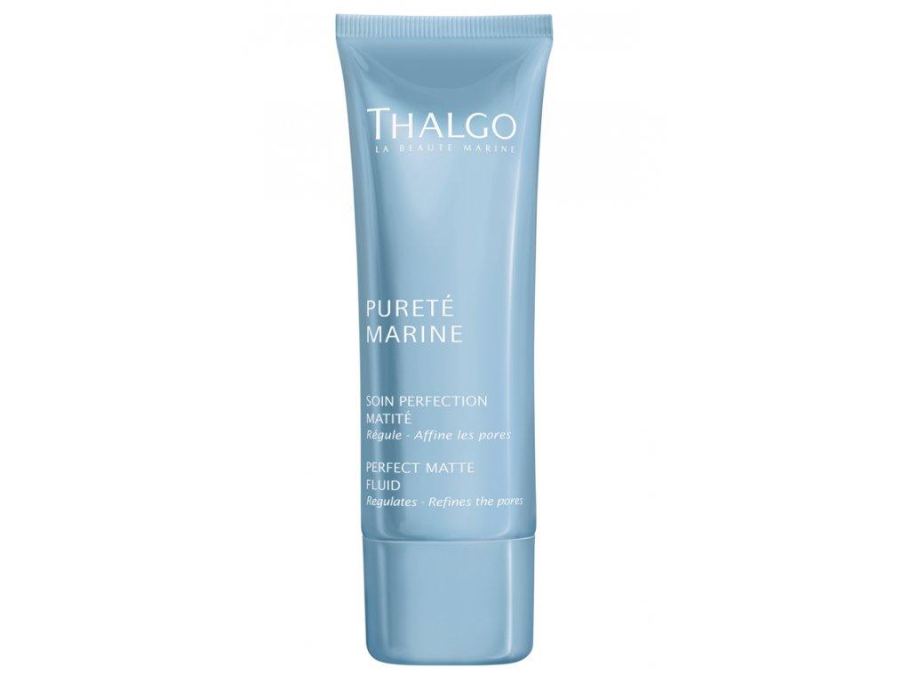 Thalgo Pureté Marine - matující fluid na smíšenou až mastnou pleť 40ml