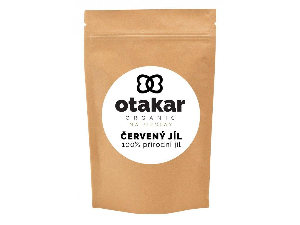 Otakar Organic Naturclay - 100% čistý červený jíl 100g