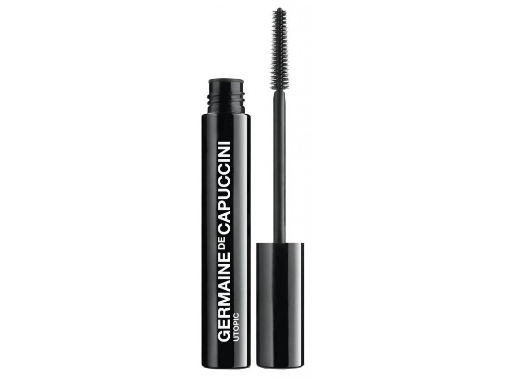 Germaine de Capuccini Utopic Mascara 372 Black – tvarující černá řasenka 8,8ml