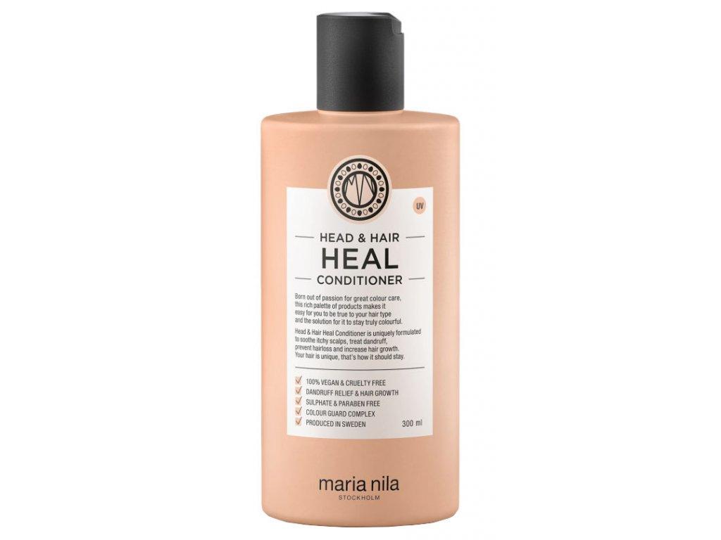 Maria Nila Head & Hair Heal Conditioner – kondicionér proti lupům a pro podporu růstu vlasů 300ml