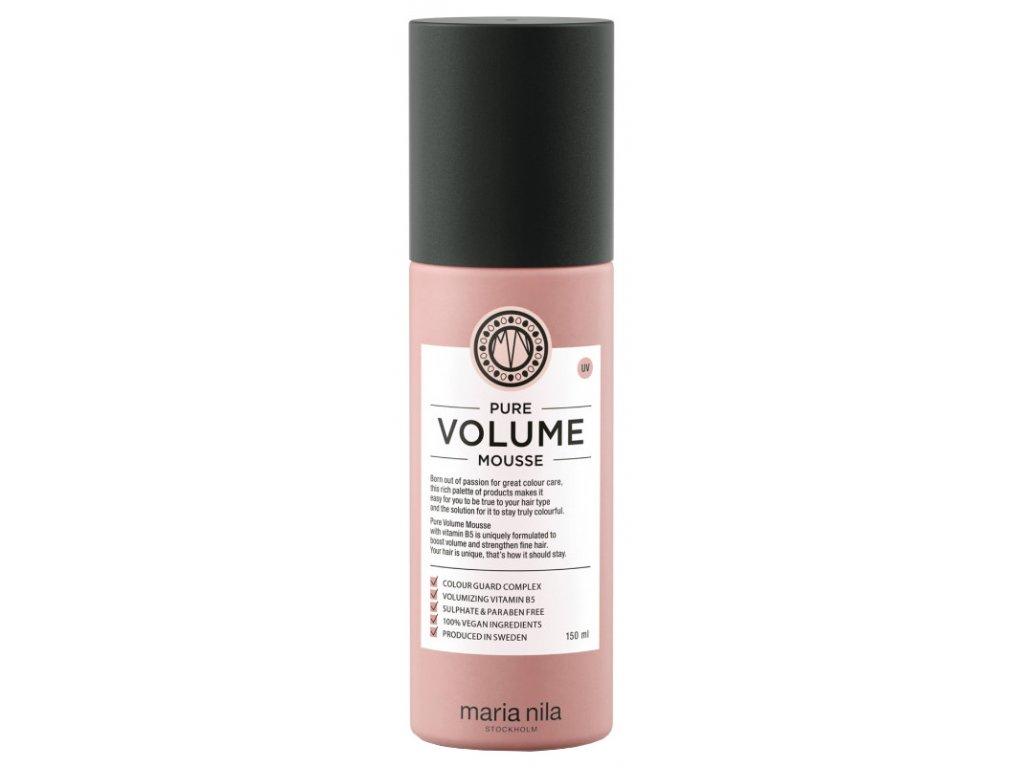 Maria Nila Pure Volume – pěna pro objem vlasů 150 ml