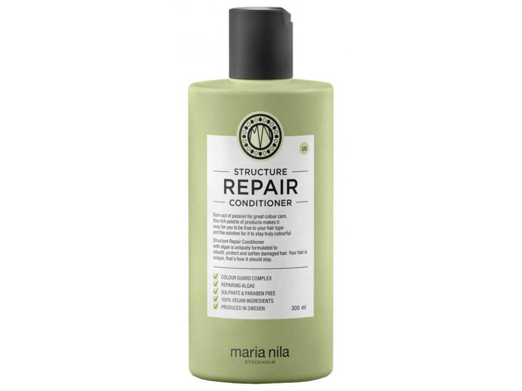 Maria Nila Structure Repair Conditioner – posilující kondicionér na suché a poškozené vlasy 300ml