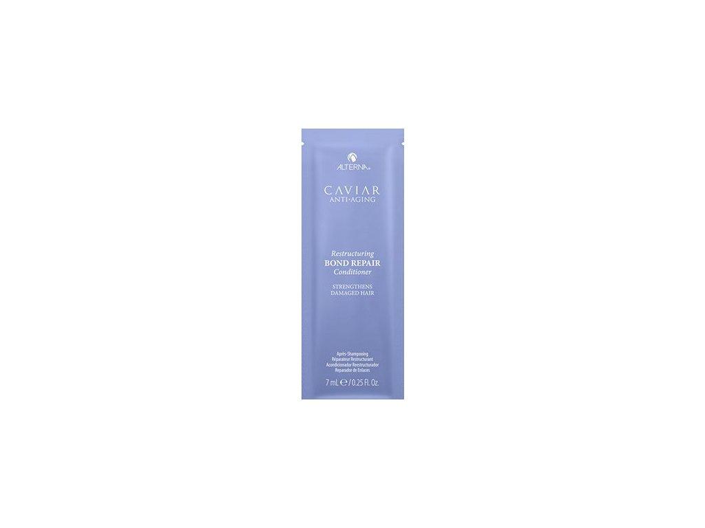 Alterna Caviar Restructuring Bond Repair kondicionér na slabé a poškozené vlasy VZOREK 7ml
