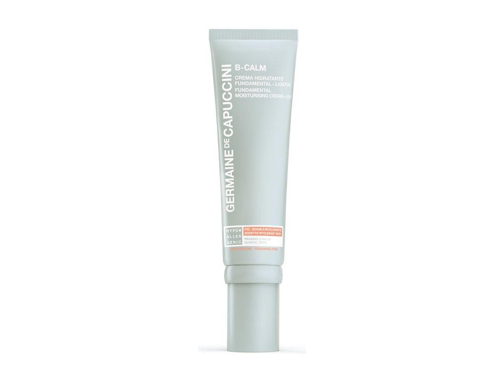 Germaine de Capuccini B-Calm Light – zklidňující hydratační krém na normální a smíšenou citlivou pleť 50ml