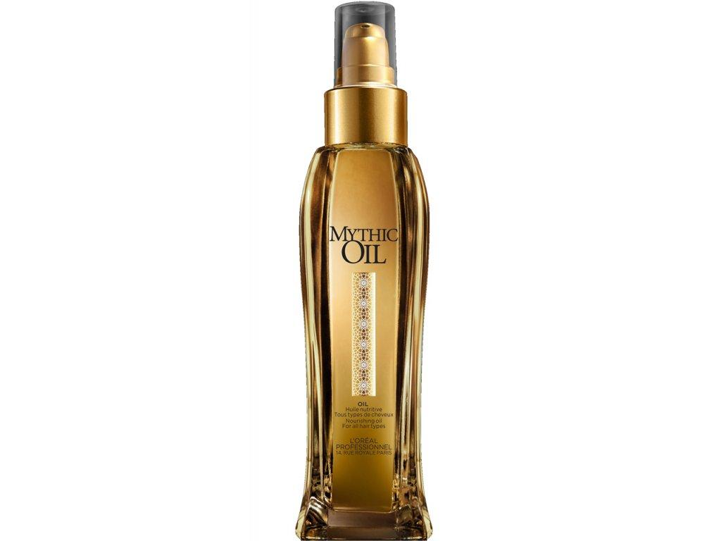 Loréal Professionnel Mythic Oil – vyživující olej pro všechny typy vlasů 100ml