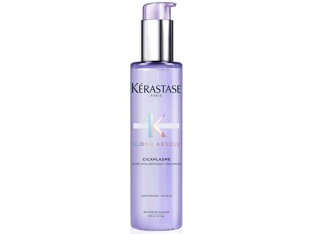 Kérastase Blond Absolu Cicaplasme – sérum na blond vlasy s termo ochranou 150 ml