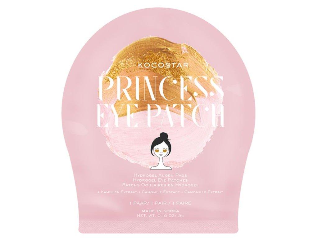 Kocostar Princess Eye Patch – gelová maska na oční okolí 3g