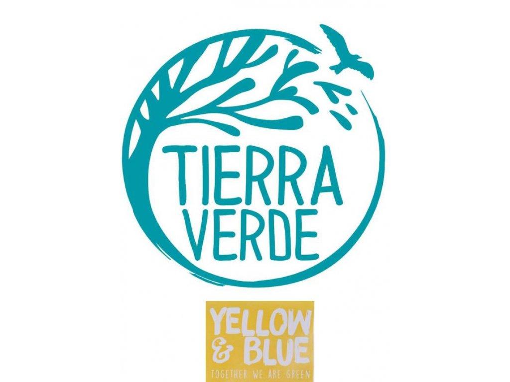 YELLOW & BLUE – stáčený WC čistič borovice 100g