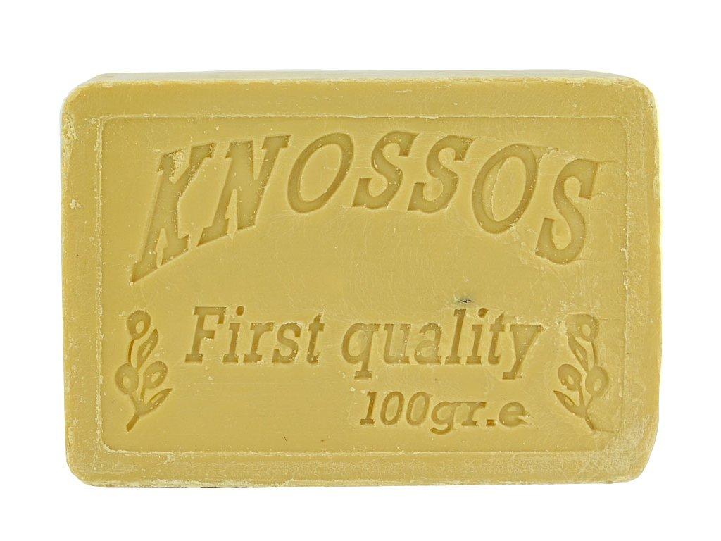 Knossos - přírodní olivové mýdlo bílé