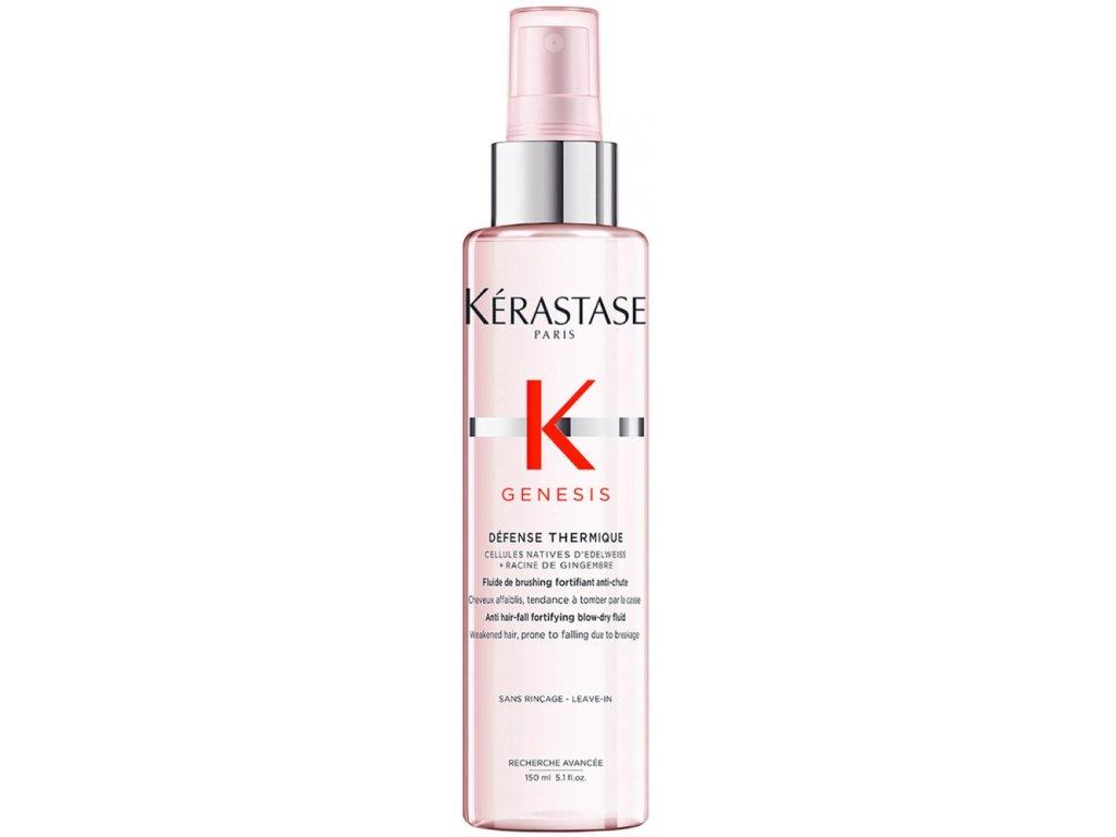 Kérastase Genesis Defense Thermique Fluid - stylingový fluid s termo ochranou proti padání vlasů 150 ml