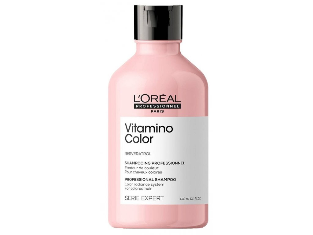 Loréal Professionnel Expert Vitamino Color Resveratrol - šampon pro barvené vlasy