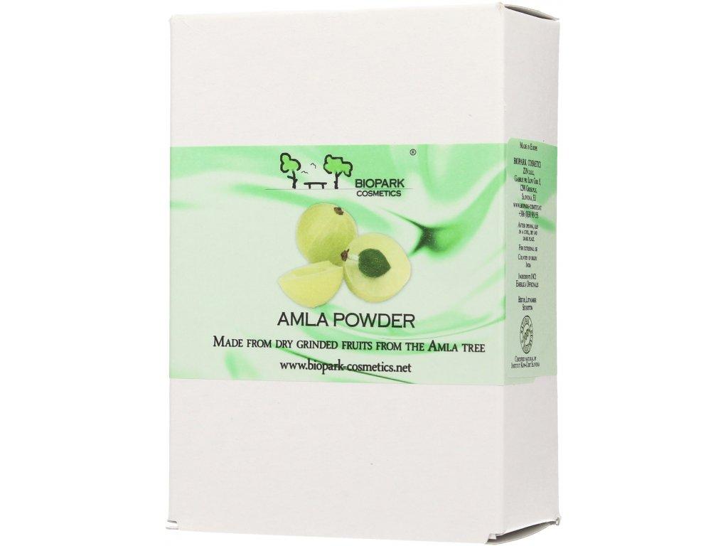 Biopark Cosmetics Amla Powder - bylinný prášek na vlasy 100g