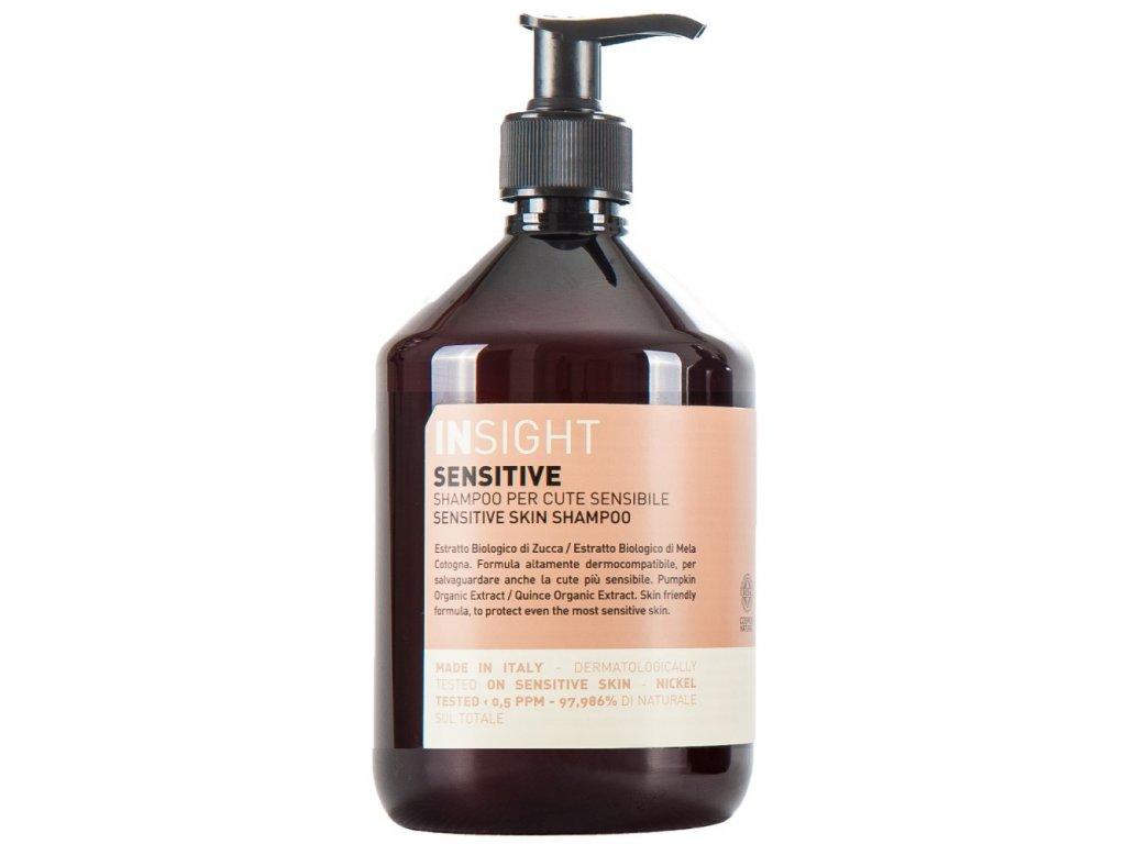 insight sensitive shampoo 400