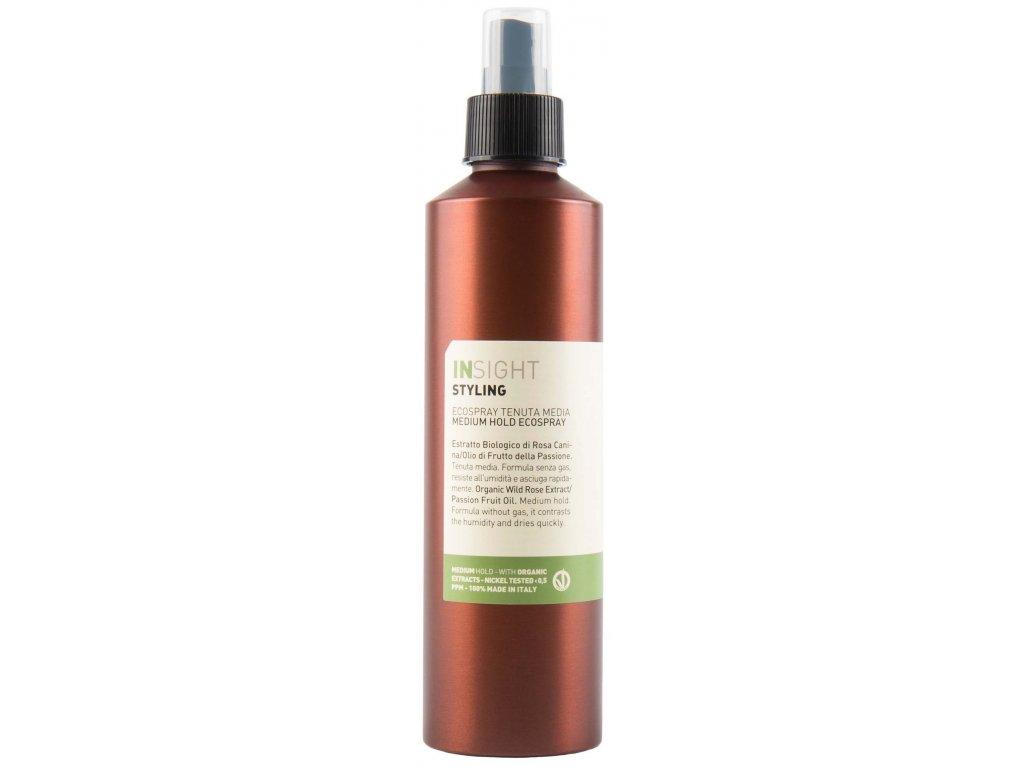 Insight Styling Medium Hold Ecospray - středně tužící lak na vlasy 250 ml