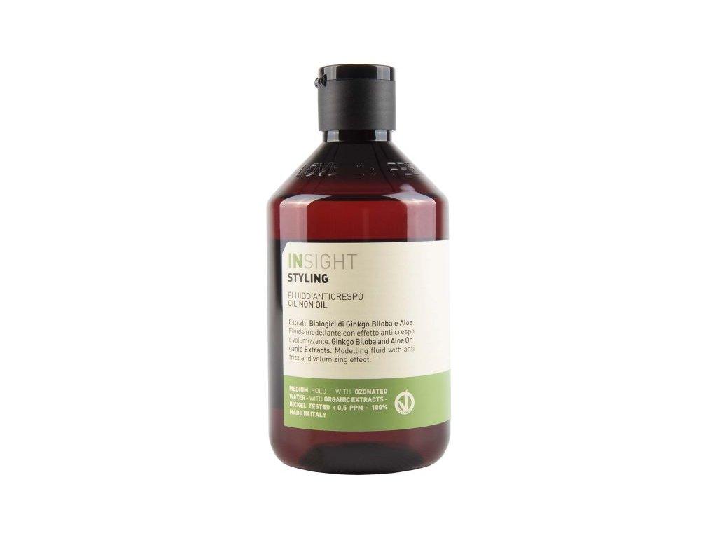 Insight Styling Oil Non Oil - modelující fluid se střední fixací 250 ml