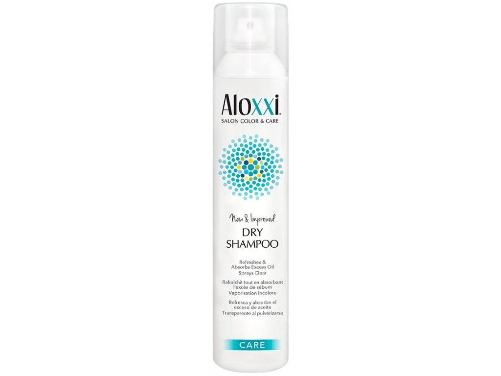 Aloxxi Dry Shampoo - suchý šampon ve spreji