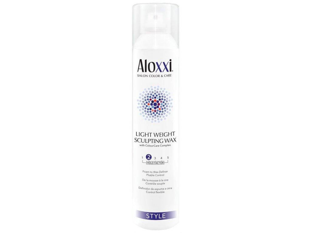 Aloxxi Lightweight Sculpting Wax - lehký tvarovací vosk 179 ml