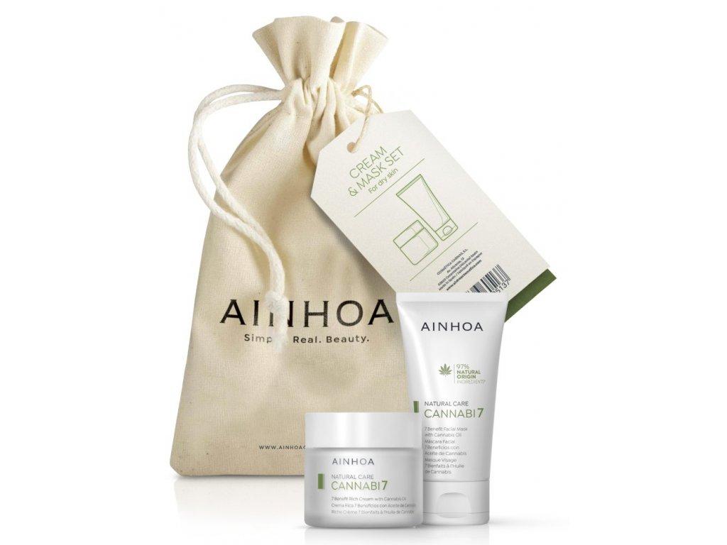 ainhoa cannabi7 set cream