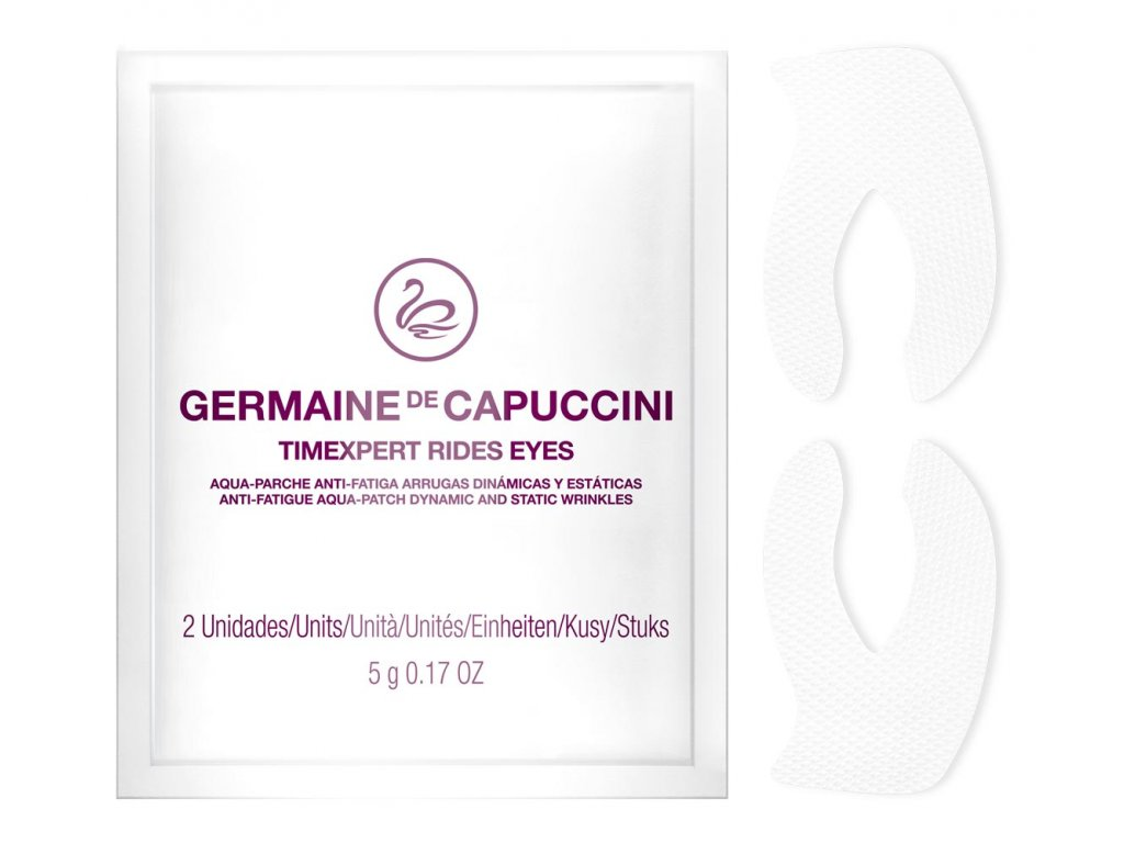 G392003b Germaine de Capuccini Timexpert Rides Eyes Aqua Patch