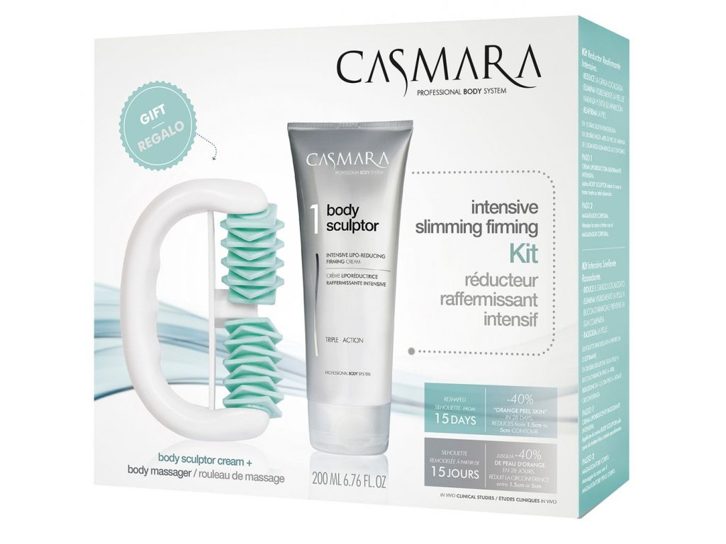 casmara body slimming kit
