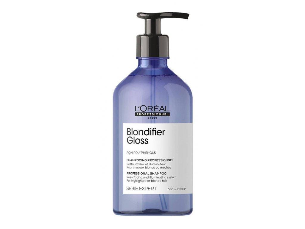 Loréal Professionnel Expert Blondifier Gloss Shampoo 300ml