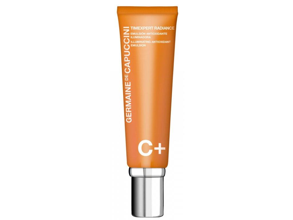 Germaine de Capuccini Timexpert Radiance C+ Illuminating Antioxidant Emulsion - rozjasňující antioxidační emulze 50 ml